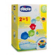 """Игрушка для ванны """"Морские животные"""", Chicco, 007513"""