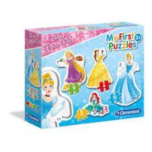 "Пазл My First Puzzles Clementoni ""Принцессы Дисней"", 3 + 6 + 9 + 12 эл., 20805"