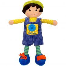 Текстильная развивающая кукла Артур , BABY MIX, 8488-31B