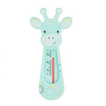 "Термометр для ванны ""Жираф"" бирюзовый, BabyOno, 776/01"
