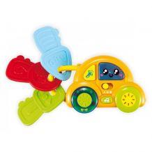 Музична іграшка Машина з ключами, Baby Mix, 380047