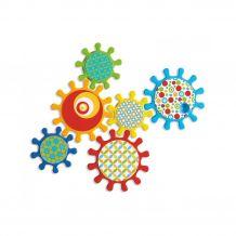 Развивающая игрушка Вращающие шестерни, Baby Mix, 0690