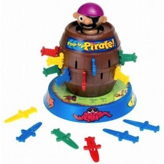 Розвиваюча гра Веселий пірат, T7028