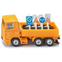 Вантажівка з дорожніми знаками, Siku, 1322