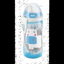 Поильник-непроливайка с жестким носиком Kiddy Cup, 300мл, 12+, 10750136