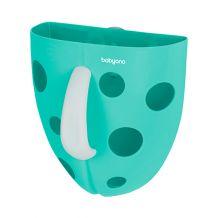Корзина для игрушек для купания на присосках мятная, BabyOno, 262