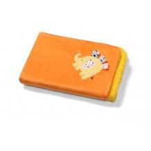 Мякое двухстороннее одеяло с 3D игрушкой, 1401