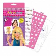 Креативный набор Дизайн ногтей, 311100