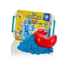 Игровой набор для творчества KINETIC SAND синий + 1 формочка 500гр, Astra, 336117053