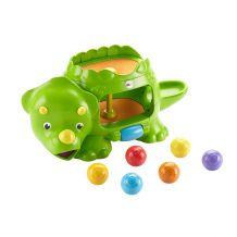 """Развивающая игрушка Fisher-Price """"Динозавр с шариками"""", DHW03"""