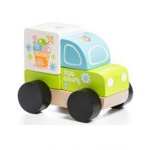 """Машинка """"Экспресс-мороженое"""" LM-8, Kubika, 13173"""