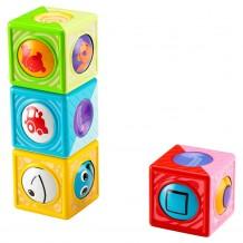 Кубики с роликами Fisher Price, CBL33
