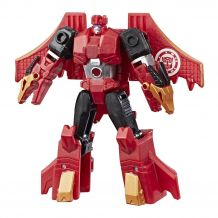 Транформер Autobot Twinferno - Легион: Роботы под прикрытием,Hasbro, B0065/C2336