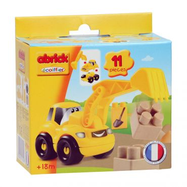 Міні-конструктор Abrick 11деталей, 161097