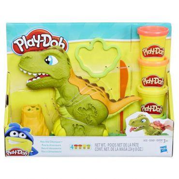 """Ігровий набір Play-Doh """"Могутній динозавр"""", Hasbro, E1952"""