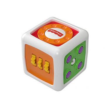 Розвиваюча іграшка Фіджет кубик, Fisher-Price, FWP34