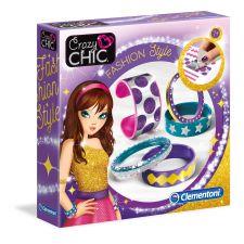 "Набір Crazy Chic ""Браслети"", Clementoni, 78251"