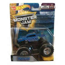 """Машина-позашляховик Avenger СЕРІЇ """"MONSTER JAM"""" HOT WHEELS, FLW95"""