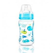 Антіколіковая пляшечка з широким горлом, 240 мл, 403