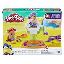 """Набор пластилина """"Безумные прически"""" Play-Doh, B1155"""