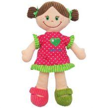 Плюшева лялька Паула, Baby Mix, TE-8557-30