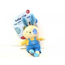 Музыкальная игрушка Кролик, Baby Mix, 18TK-03