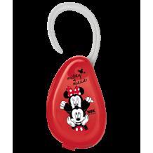 Футляр для пустышек Mickey + Minnie, NUK, 10256415