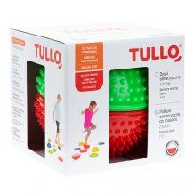 Сенсорна півсфера для масажу 2 шт, Tullo, 460