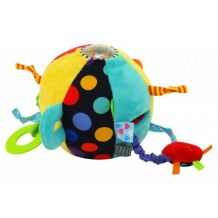 М'ягкий розвиваючий м'яч, Baby Mix, TE-8545-15