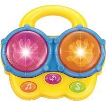 Музыкальная игрушка Барабан, Baby Mix, PL-430133