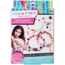 """Творчий набір Make it Real """"Створи браслет"""", 01202"""