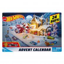 """Іграшка-сюрприз """"Різдвяний календар"""", Mattel, FKF95"""