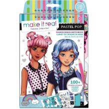 "Креативный набор Make it Real ""Pastel Pop"", 03205"