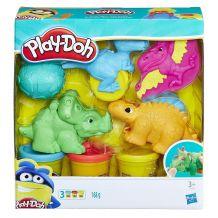 Игровой набор Play-Doh Динозавры, Hasbro, E1953