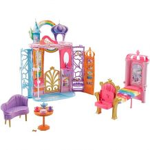 Чарівний замок Barbie Dreamtopia, Mattel, FTV98