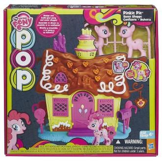 """Игровой набор My Little Pony - """"Пряничный домик"""", A8203"""