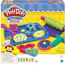 Игровой набор Play-Doh Магазинчик печенья, B0307