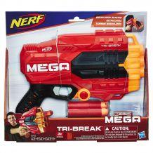Бластер Nerf MEGA Tri-break, Hasbro, E0103