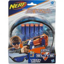 Ігровий набір HASBRO NERF ELITE Окуляри агента і 5 стріл, A5068