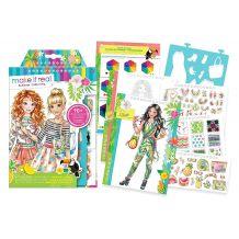 "Креативний набір Make it Real ""Fashion Design Sketchbook"", 03201"