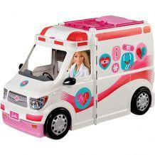 Барби скорая помощь Barbie, FRM19