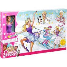 """Іграшка-сюрприз """"Різдвяний календар Barbie"""", Mattel, FTF92"""