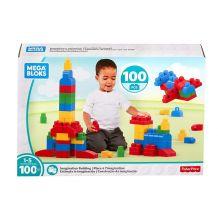 Mega Bloks Конструктор для хлопчика Maxi 100 дет., FFY46