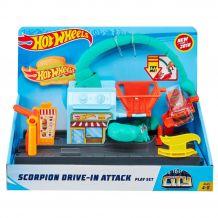 "Игровой набор Hot Wheels ""Атака скорпиона"", FNP62 / FNB05"