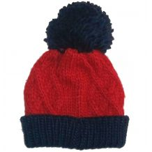 В'язана червона шапка для малюків, Mothercare, 43160