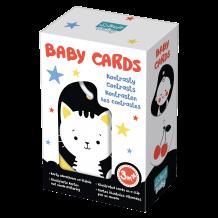 Дитячі картки - Контрасти, Trefl, 01592