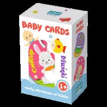 Детские карты - Звуки, Trefl, 01591