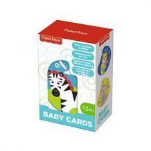 Дитячі картки - Дикі тварини, Trefl, 01673