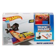 """Трек """"Быстрое пусковое устройство"""" серии """"Track builder"""" , HotWheels, DNH84"""