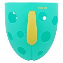 Корзина для іграшок для купання на присосках мятна, Baby Mix, BH-708